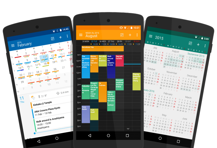 DigiCal - Making Organizing Easier! - Apps by Digibites